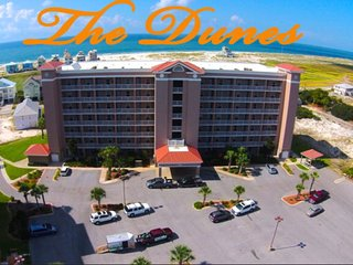 Pet Friendly Condo at The Dunes across from Marina, Fort Morgan
