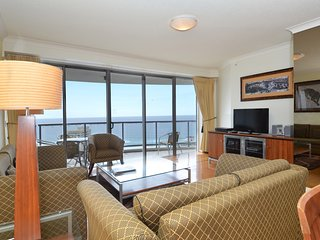 UNFORGETTABLE VIEWS 3 BED AFFORDABLE APT  a1253, Surfers Paradise