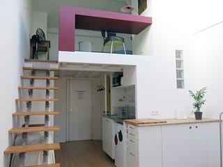 Mini Loft Parisien Roquette