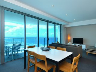OCEAN AND CITY STUNNING VIEWS 2 BEDROOMS  a22402, Surfers Paradise