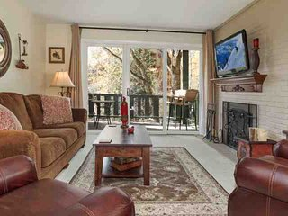 Sandstone 70, 2nd Lvl Condo, Close to Bus Stop, Quick Ride to Vail, Dining & Gro