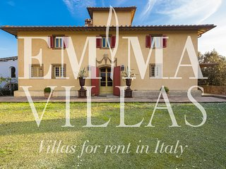 Villa Ronzanello Artimino 8, Poggio alla Malva