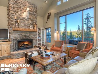 Big Sky Moonlight Basin | Moonlight Mountain Home 14 Full Moon