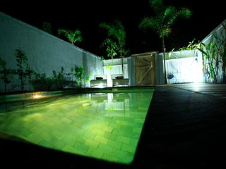 Akasia Villas Private simming pool, Gili Air