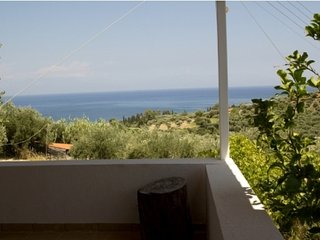 Welcome to Anemos villa...amazing bay view!!!
