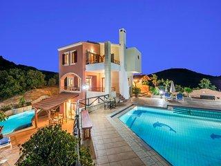 John A-B Villa, Stalos Chania Crete