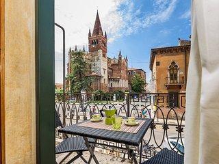 Dimora Leoni con 4 posti letto, Verona