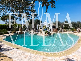 Villa Tiziana 12+4, Castrignano del Capo