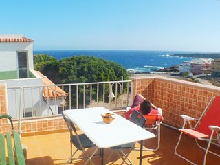 SEAFRONT ATTIC ARICO – TERRACE – BEACH  - WIFI