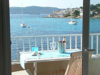 Traumhafte Wohnung in der ersten Meeres Linie, Sant Elm