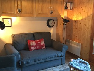 1 Bed Cosy Apartment by the Ski lift, Saint Jean d'Aulps