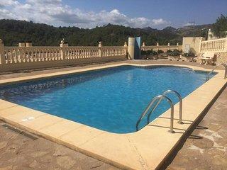 Anwylfa (Dear place ) Holiday Villa, Gata de Gorgos