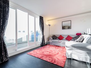 Luxury flat with terrace and 2bed-2bath in Kensington Olympia - Holland Park