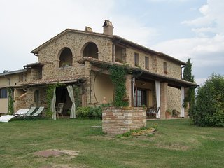 Monsole - Tuscany landscape views Holiday Home, San Giovanni d'Asso