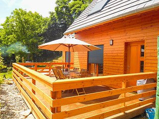 Chalet le Chamois tout confort super situation