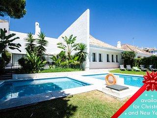 Spacious villa next to Puerto Banus Villa 2, Marbella