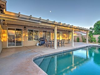 NEW! 4BR Palm Desert House w/ Private Pool