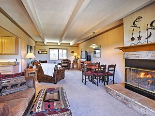 NEW! 2BR Breckenridge Condo w/Mountain Views!