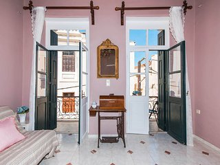Rethymno old town mansion