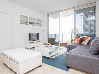 Beautiful 1BD/1BT Apartment in Brickell