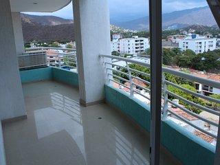 BELLO APARTAMENTO MODERNO EN EL RODADERO, Santa Marta