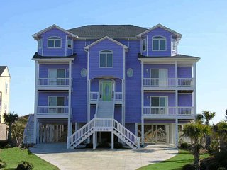 Oceanfront W/Pool, Hot Tub. Spring weeks reduced!, Emerald Isle