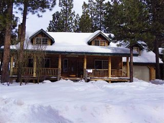 Abe's Cool Cabin, Big Bear Lake