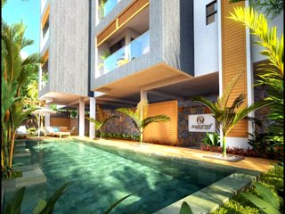 Sugar Reef 3 bedrm Beach Apartment + Pool view, Flic en Flac