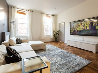 Luxury 2200ft2 4Bed in East Village