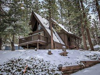 1599- Bear Foot Cottage, Big Bear Region