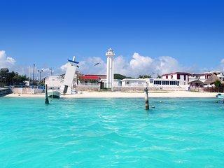 Casa en Puerto Morelos a 5 min de la Playa Riviera Maya, Mexico