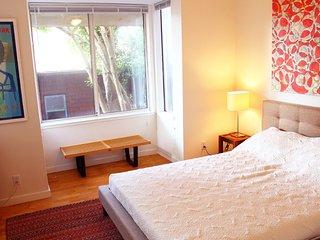 1 Bedroom, 1 Bathroom Beauty in Noe Valley - Private Deck, São Francisco