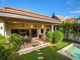 Cordouan2-Fully Equipped Pool Villa 2BR
