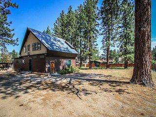 Jus' Restin Cabin~Downtown Village Location~Walk To Everything~Full Kitchen~, Big Bear Region
