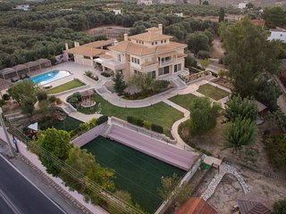 Villa Metaxas, Heraklion