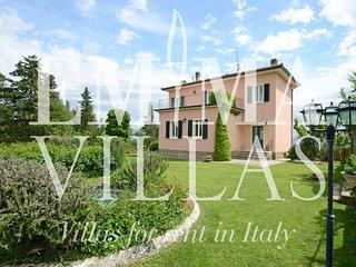 Villa Vittoria d'Anghiari 7+3