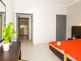 Two-Bedroom Apartment with Veranda, Laganas