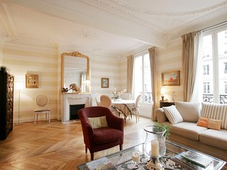 Beautiful flat 2 bedrooms Saint Germain P0681