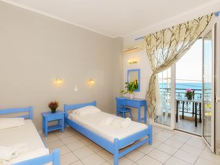 2 Bedroom Apartment with Balcony, Laganas