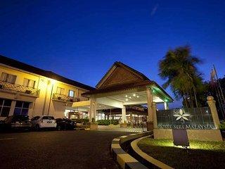 Hotel Seri Malaysia Alor Setar - Room Family Room