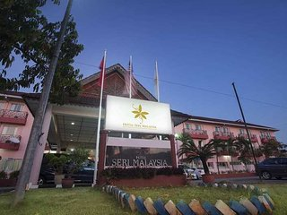 Hotel Seri Malaysia Sungai Petani - Room Standard Twin