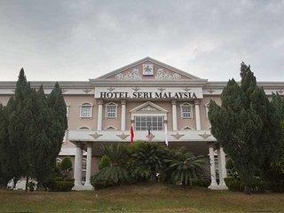 Hotel Seri Malaysia Kulim - Room Standard  Twin