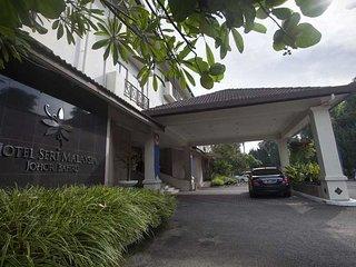 Hotel Seri Malaysia Johor Bahru - Room Family Room