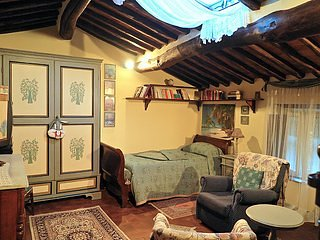 Casale di una restauratrice - Camera 1, Vorno