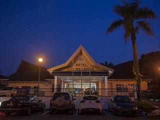Hotel Seri Malaysia Seremban - Room Standard Twin