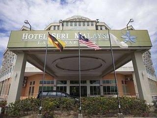 Hotel Seri Malaysia Lawas - Room Family Room