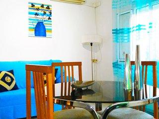Muy Amplio-elegante-luminoso-2 dorm-110m-C/Wifi-