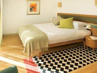 1 Bedroom deluxe garden house w/bunk bed in Sagres