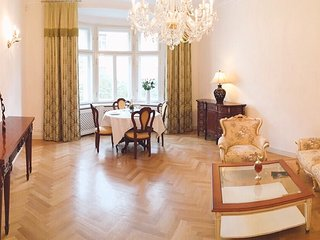 Gorgeous apartment in the very heart of old Prague