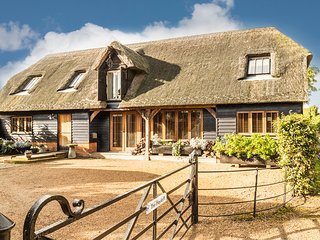 The Hayloft at Chislet, Canterbury